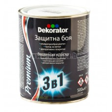 Боя Decorator Protective paint